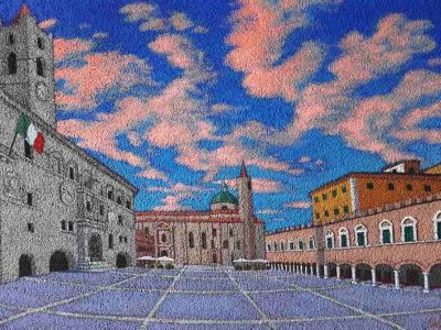 Ascoli Piceno - 50x70